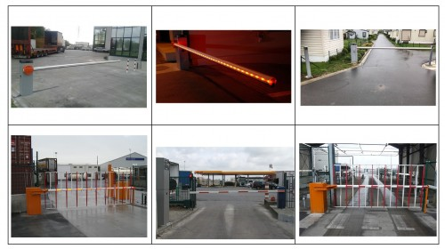 slagboom automatic systems faac benelux came roger technology beveiliging afsluiting parking triple force parkeersysteem toegangscontrole